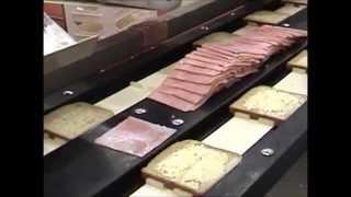 Sandwiches automatisiert herstellen