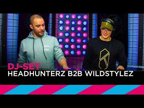 Headhunterz B2B Wildstylez (DJ-set) | SLAM!