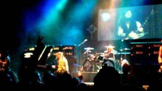 Black Label Society Live at the LC Pavilion on Nov 10, 2010- In this River