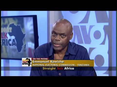 Straight Talk Africa - Emmanuel Kawishe of NEC Says ...