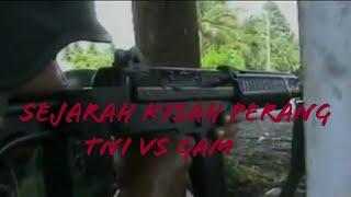 Sejarah aceh masa pilu,,,perang antara TNI vs GAM..