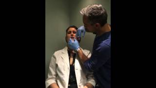 Lip Injections with Dr. Irvin Wiesman using Restylane Thumbnail
