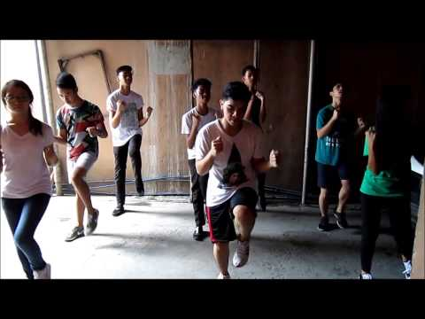 MAPEH DANCE EXERCISE