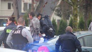 Video Suspect in murder of Hells Angels member arrested in Surrey, BC download MP3, 3GP, MP4, WEBM, AVI, FLV Maret 2018