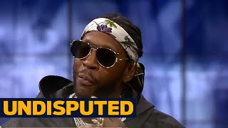 2 Chainz asks if most Cowboys fans are bandwagoners?   UNDISPUTED