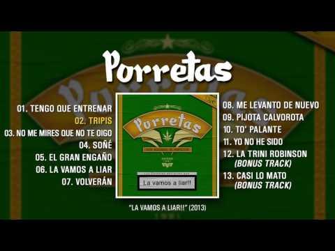 """PORRETAS """"La Vamos A Liar!!"""" (Álbum completo)"""
