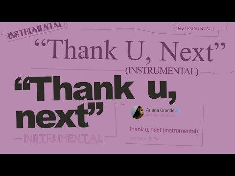 Ariana Grande – thank u, next (Instrumental Remake)