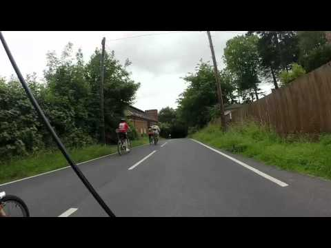 Raleigh Choppers on the London to Brighton Bike Ride