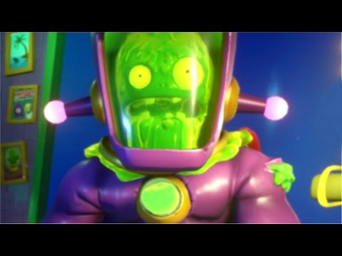 Plants vs. Zombies: Garden Warfare 2 - Toxic Brainz Gameplay