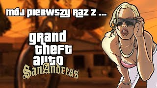 DAMN TRAIN   || Mój pierwszy raz z... Grand Theft Auto: San Andreas #3