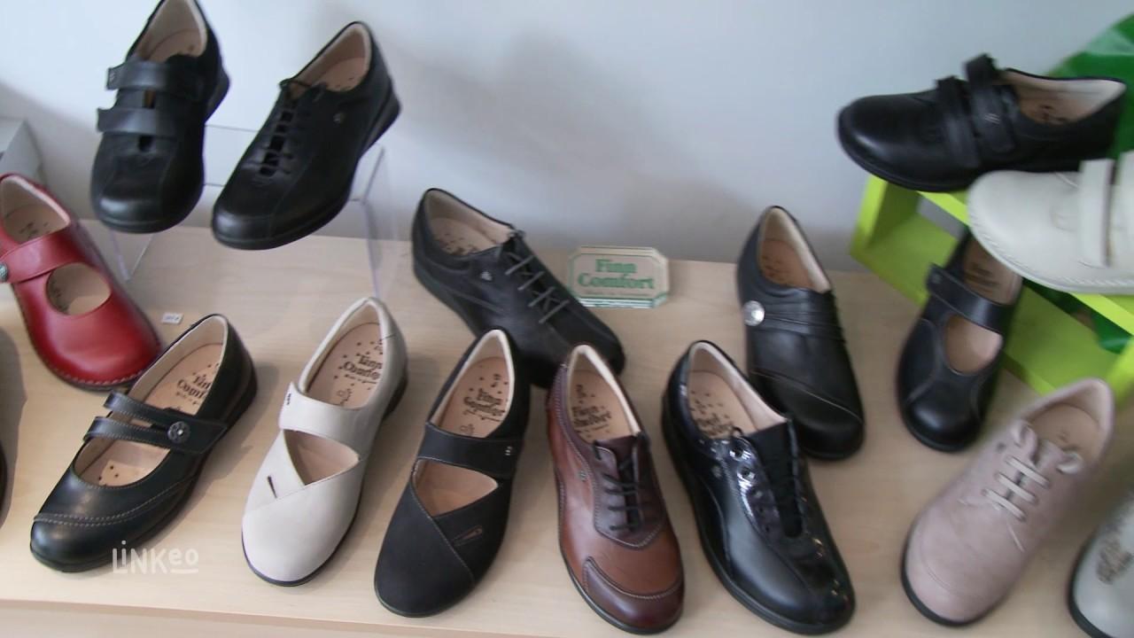 Semelles orthopédiques, chaussures pour pieds sensibles à Paris  COMADOS