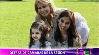 Gisela relanzó su revista con notable sesión de fotos (América Espectáculos 16-11-2010)