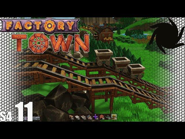 Factory Town - S04E11 - Farming Rail
