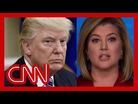 Keilar sounds off on Trump's response to election defeat