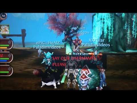 How Should I Make My Sword Epic? (Order & Chaos Online)