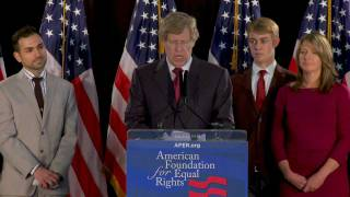 Ted Olson at AFER