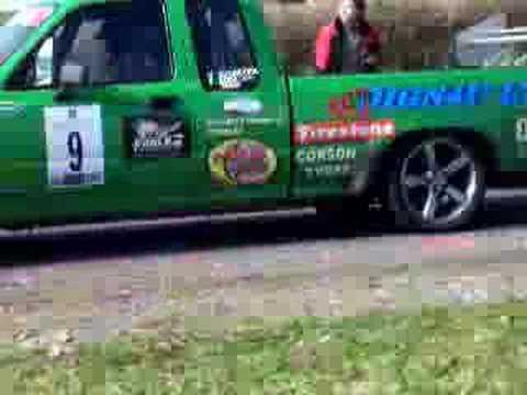 Stuart Rose - Toyota Hilux - Stage 4 - Takeoff
