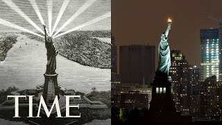The Statue Of Liberty s History In 90 Seconds | TIME