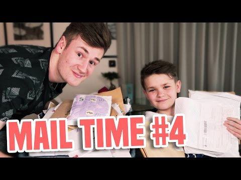 BROTHERS OPEN MAIL #4