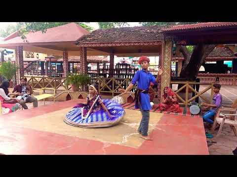 Indian dance @ Nakhrali dhani