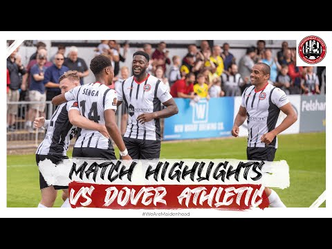 Maidenhead Dover Ath. Goals And Highlights