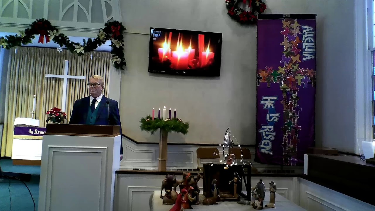 Christmas Tide Worship 12/27