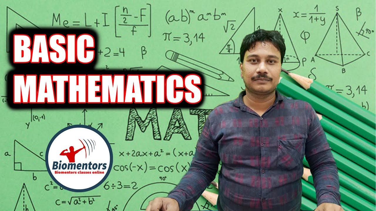 Download #Biomentors #Physics #NEET 2021 - Physics - Basic Mathematics Lecture - 1
