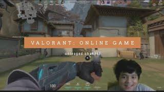 VALORANT: Online Game l Super Astig!