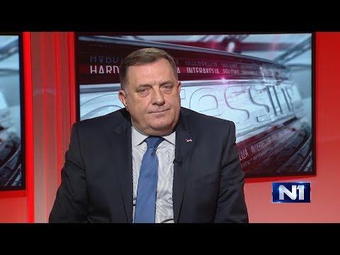 N1 Pressing: Milorad Dodik (23.1.2019.)