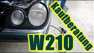 500€ Hartz IV Bomber auf dem Weg zum Klassiker der W210 S210 E200 E240 E280 E320 E430 E55AMG