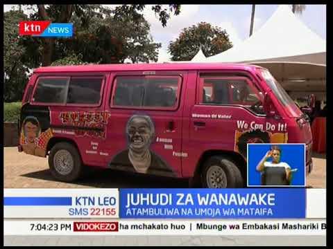Juhudi za wanawake: Sarafina Mumbi...