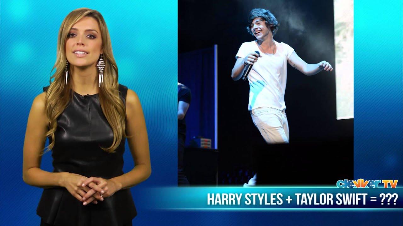 One Direction-stjernen Harry Styles (18) slutt.