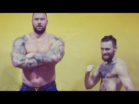 Thumbnail: Conor McGregor don't mess with The Mountain