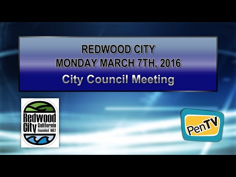 Redwood City State of the City   2016