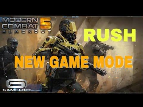 M.C 5 UPDATE 11  NEW  GAME MODE RUSH