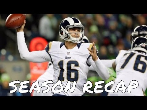 Los Angeles Rams 2016 NFL Season Recap + 2017 Free Agency and Draft Preview