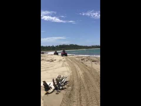 4 Wheeling in Dominican Republic