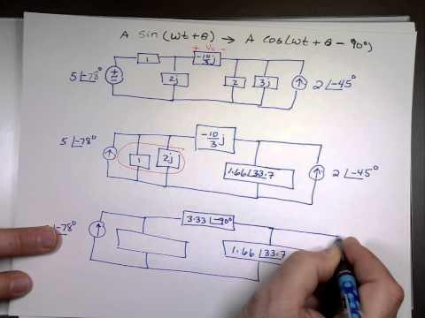 Source Transformation using Phasor