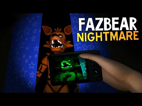 FazBear Nightmare - ДИКИЙ ТРЕШъ (Обзор)