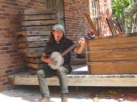 """900 Miles"" - Three Finger Old Time Banjo"