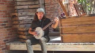 900 Miles - Three Finger Old Time Banjo