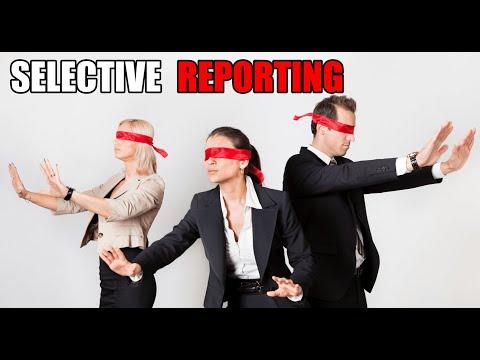 Tariq Nasheed: Selective Reporting