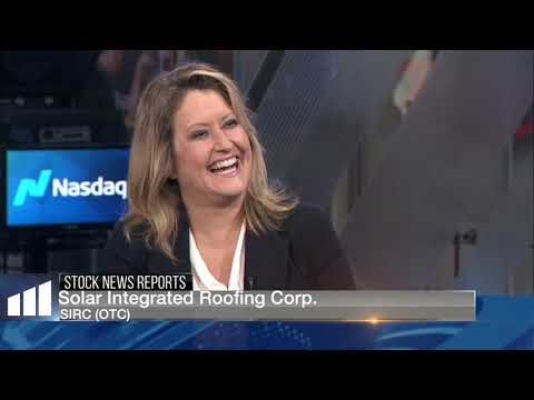Solar Integrated Roofing Corporation   David Massey   CEO   #SOLAR   #SIRC   #Acquisitions
