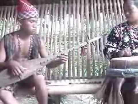 Philippine Music, traditional Instruments   tboli tribe Lemuhen)