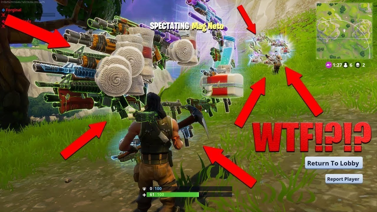 ANOTHER HACKER?!  Fortnite (Xbox One) - YouTube