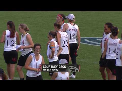Stanford v. Oregon (2016 College Championships - Women's Semi)