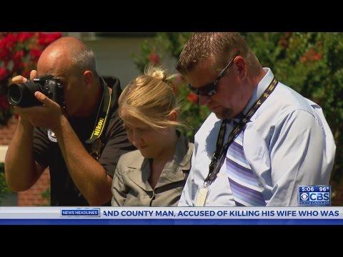 Hundreds pray for law enforcement in Harnett County