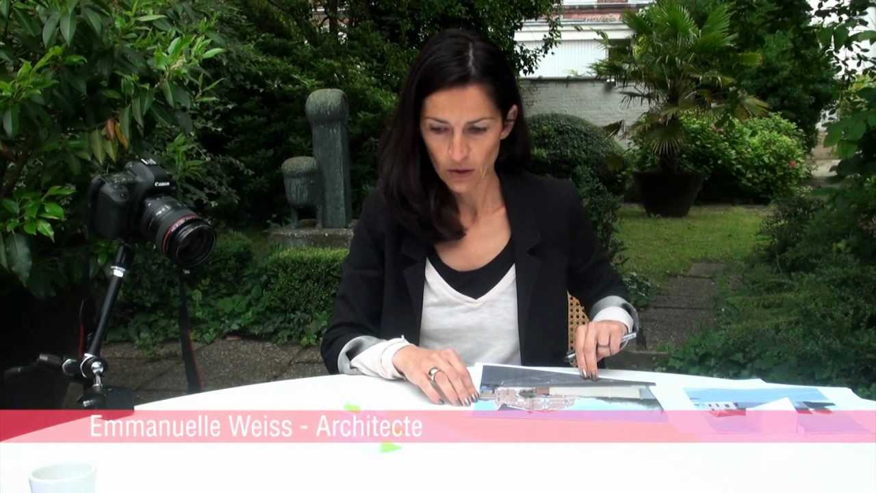 archi conversation 6 avec emmanuelle weiss youtube. Black Bedroom Furniture Sets. Home Design Ideas