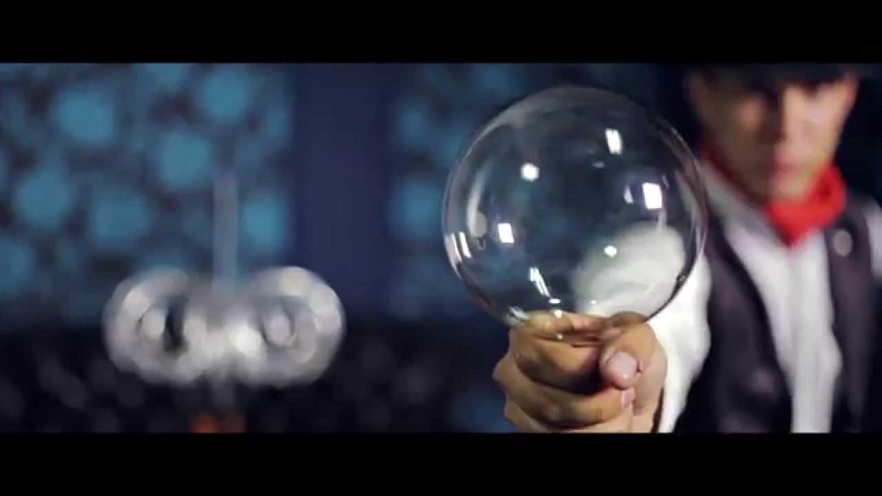 Тесла-шоу в Волгограде - YouTube