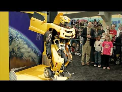 Bumblebee Transforms at The Children